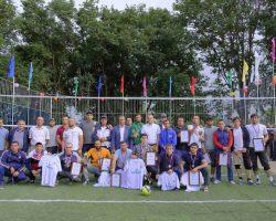 Спортивную площадку открыли в Табасаранском районе
