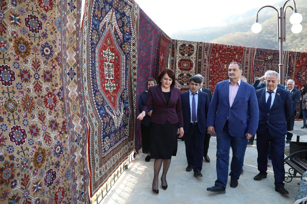 Ещё одним пунктом  насыщенной программы Врио Главы Дагестана  Сергея Меликова в Южном Дагестане стало посещение Табасаранского района.